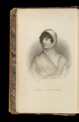 Maria, Lady Nugent- Frontispiece To Her Journal
